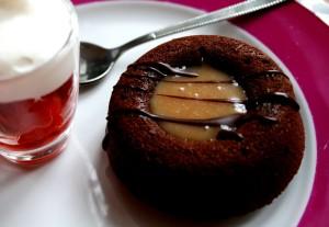 Cokoladovy savarin II
