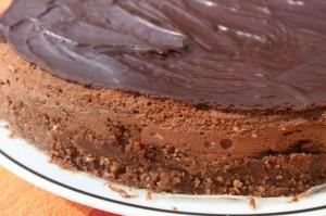 Cheesecake choco II