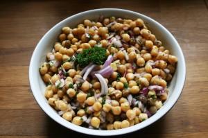 Cizrnovy salat