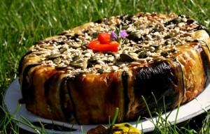 Lilkový koláč
