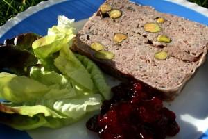 Pastika foie porc II