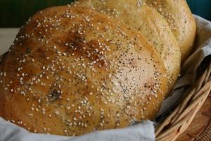 Turecký chléb pide