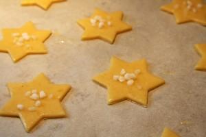 Pomerančové hvězdičky