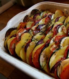 Tian s brambory
