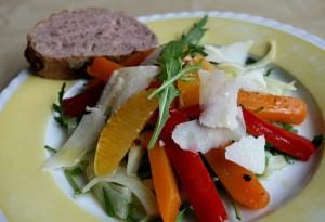 Fenyklový salát