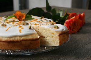 koláč s ricottou