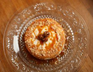 Cheesecake karamelový bez pečení