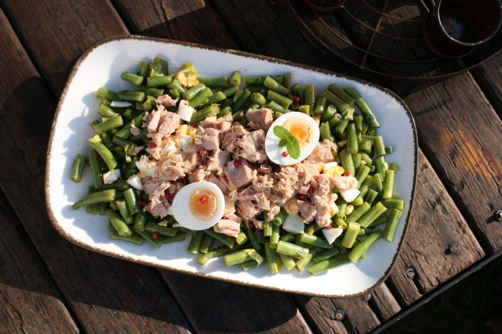 Fazolkovy salat