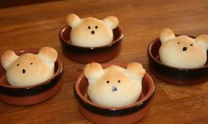Chlebovi medvidci