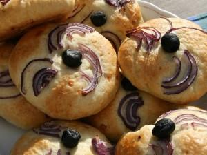 Cibulovy chleb