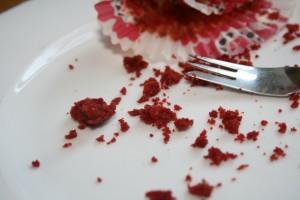 Red velvet cupcake po
