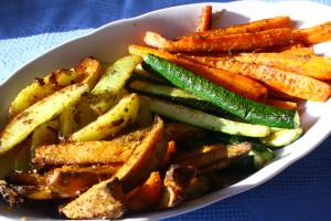 Zelenina zaatar II