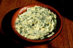 Citrónové máslo