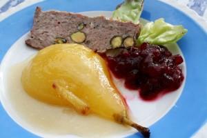 Pastika foie porc IV