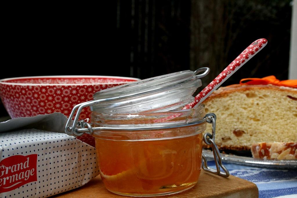 citrónová marmeláda
