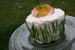 sendvičový dort