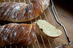 Točený chléb