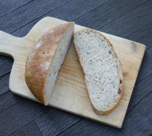 Chléb s copánkem