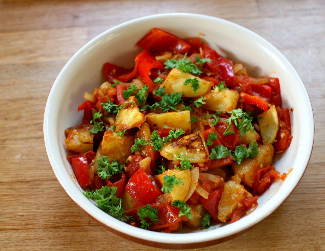brambory po portugalsku