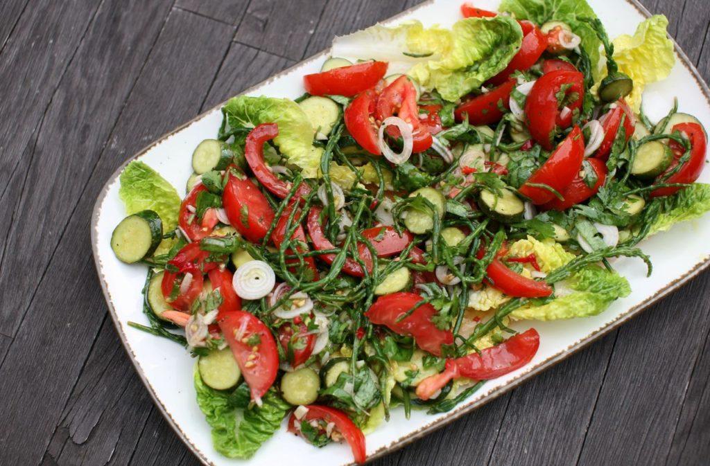 Salát salicornes